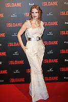 Jessica Chastain - Photocall du film ´ Miss Sloane ª ‡ líUGC Normandie ‡ Paris, France, le 02/03/2017.