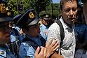 Canadian citizen challenged Gen. Toshio Tamogami