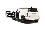 Car images of a 2014 MINI MINI COOPER CLUBVAN 5 Door Wagon 2WD Doors