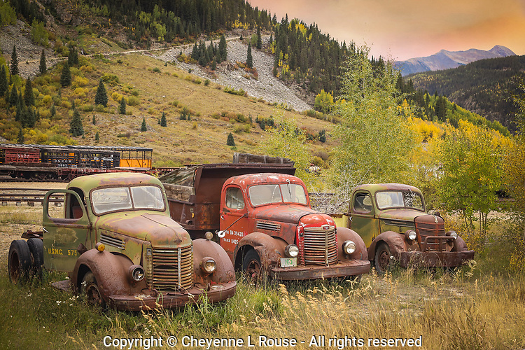 Legends of the Fall - Colorado - International Trucks