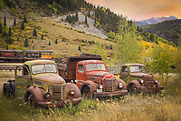 Legends of the Fall - Colorado - International Trucks
