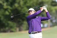nwasptfiresbulldogopen20200915<br /> <br /> Both girls and boys high school golfers from Arkansas competed in the Fayetteville High School Bulldog Open Golf Tournament Monday, September 14, 2020, at Fayetteville Country Club in Fayetteville. Check out nwaonline.com/200915Daily/ and nwadg.com/photos for a photo gallery.<br /> (NWA Democrat-Gazette/David Gottschalk)