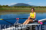 Leah Beazley Muckross Rowing Club back on the waters of Lough Leane on Saturday