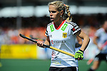 The Hague, Netherlands, June 01: Lydia Haase #12 of Germany looks on during the field hockey group match (Women - Group B) between Germany and China on June 1, 2014 during the World Cup 2014 at GreenFields Stadium in The Hague, Netherlands. Final score 1:1 (0:0) (Photo by Dirk Markgraf / www.265-images.com) *** Local caption ***