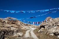 Kyunlung Valley in Western Tibet
