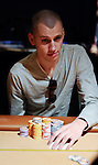 Philip Collins is close to the chip lead after Day 1 ofthe NAPT Venetian 5K Main Event.