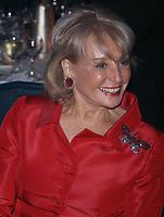 CelebrityArchaeology.com<br /> New York City<br /> 2002 FILE PHOTO<br /> BARBARA WALTERS<br /> Photo By John Barrett-PHOTOlink.net / MediaPunch<br /> -----<br /> <br /> ——