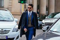 Milan Fashion Week Street Style: Part 1