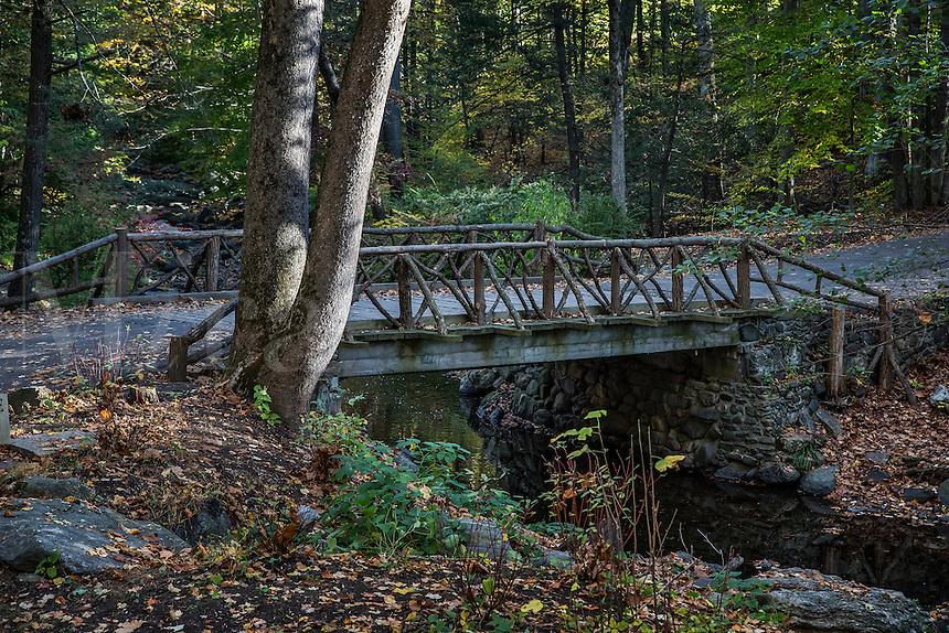 Headless Horseman Bridge, Sleepy Hollow, New York, USA