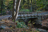 Headless Horseman Bridge, Sleepy Hollow, New York, USA
