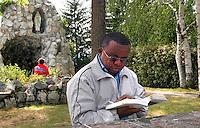 Casa ritiri spirituali  Eremo di Eupilio-Como<br /> La collina dello Spirito:preghiera e silenzio. Ritiro spirituale