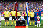 King's Cup during Copa del Rey (King's Cup) Final between Deportivo Alaves and FC Barcelona at Vicente Calderon Stadium in Madrid, May 27, 2017. Spain.<br /> (ALTERPHOTOS/BorjaB.Hojas)