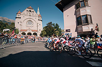 MEN ELITE ROAD RACE<br /> Kufstein to Innsbruck: 258.5 km<br /> <br /> UCI 2018 Road World Championships<br /> Innsbruck - Tirol / Austria