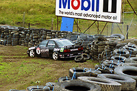 British Touring Car Championship at Knockhill. #24 Andy Middlehurst (GBR). Nissan Janspeed Racing. Nissan Primera GT.