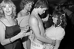 RICHARD BRANSON VIRGIN RECORDS OFFICE PARTY  1970S