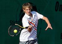 14-08-10, Hillegom, Tennis,  NJK 12 tm 18 jaar, Max de Vroome