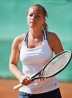 August 13, 2014, Netherlands, Raalte, TV Ramele, Tennis, National Championships, NRTK,  Nicole Thijssen (NED)<br /> Photo: Tennisimages/Henk Koster