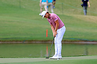 5th September 2021: Atlanta, Georgia, USA;  Cameron Smith (AUS)  putts on the 8th green during the 4th and final round of the TOUR Championship  at the East Lake Club in Atlanta, Georgia.