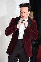 "Andrew Scott<br /> arriving for the Royal Film Premiere of ""1917"" in Leicester Square, London.<br /> <br /> ©Ash Knotek  D3543 04/12/2019"