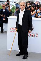 70EME FESTIVAL DE CANNES - Photocall du film<br /> HAPPY END En présence acteurs Jean- Louis TRINTIGNANT,