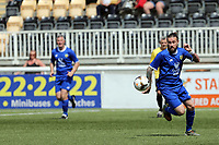 Kent FA Veterans Cup Final. Crayford One Bell (yellow & black) V VCD Athletic (blue)