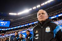 Argentina vs Ecuador, November 15, 2013
