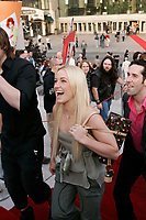 May 2005 File Photo - Montreal, Quebec, CANADA - Emily, <br /> Premiere Idole Instatanee, directed by Yves Desgagnee and featuring Claudine Mercier.<br /> <br /> photo : (c)  Images Distribution