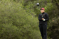 STANFORD, CA - APRIL 25: Allisen Corpuz at Stanford Golf Course on April 25, 2021 in Stanford, California.