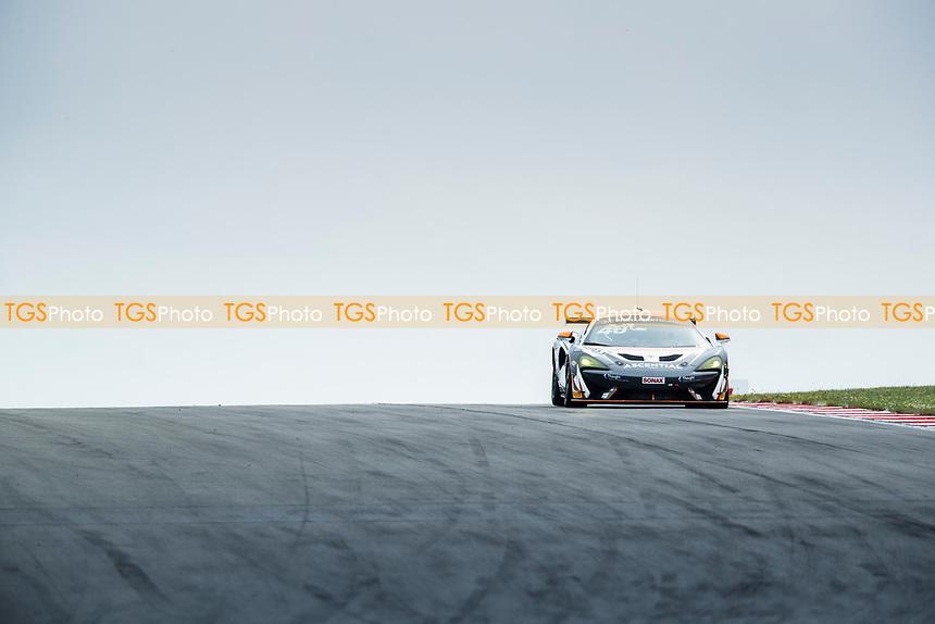 Nick Halstead & Jamie Stanley, McLaren 570S GT4, Fox Motorsport during the British GT & F3 Championship on 10th July 2021