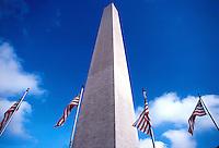 The Washington Monument, Washington, DC, Presidents, monument government, America, 07-3070. Washington District of Columbia United States Washington Monument.