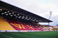 Vicarage Road, home of Watford FC, pictured in December 1994 - Gavin Ellis/TGSPHOTO - Self billing applies where appropriate - 0845 094 6026 - contact@tgsphoto.co.uk - NO UNPAID USE..