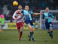 Stevenage v Wycombe Wanderers - 11.02.2017