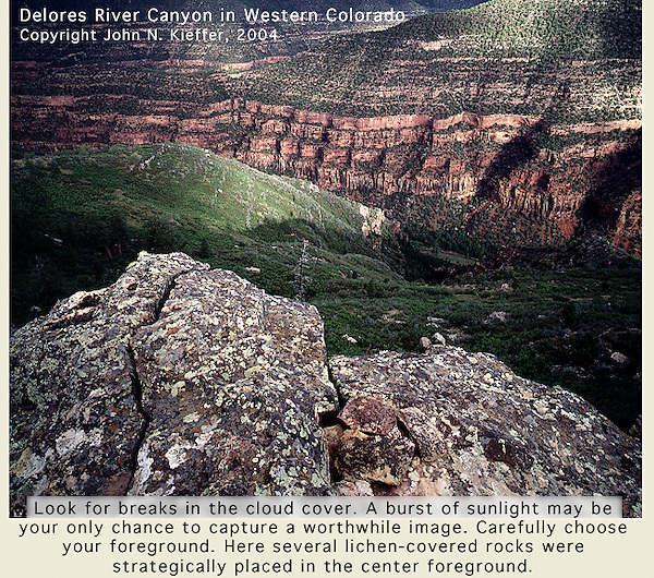"""John offers private photo tours and workshops throughout Colorado. Year-round.<br /> From John's 3rd book: """"Mastering Nature Photography."""""""