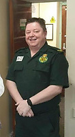 2020 04 20 paramedic has died of Covid-19,Swansea, Wales, UK