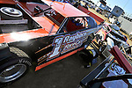 Feb 09, 2011; 4:12:28 PM; Gibsonton, FL., USA; The Lucas Oil Dirt Late Model Racing Series running The 35th annual Dart WinterNationals at East Bay Raceway Park.  Mandatory Credit: (thesportswire.net)