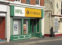 NFU office, Wem, Shropshire.