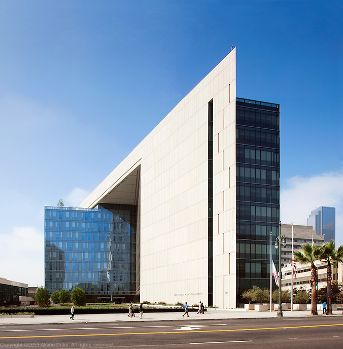 Los Angeles Police Department Headquarters