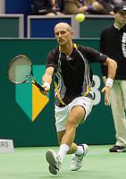 13-2-10, Rotterdam, Tennis, ABNAMROWTT, Nicolay Davydenko
