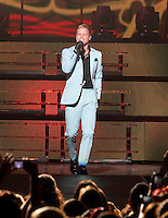 August 6 2013 - Montreal, Quebec CANADA - The Backstreet boys perform live at Molson Center in Montreal, Canada