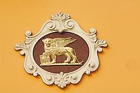 Poland, Tarnow, Seal of lion rampant