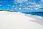 Perfect beach on Christmas Island (Kiritimati), Kiribati