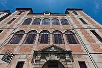 Europe/France/Aquitaine/64/Pyrénées-Atlantiques/Pays-Basque/Saint-Jean-de-Luz: La Maison de l'Infante et ses galeries à la vénitienne