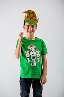 Wednesday 02 November 2016<br /> Pictured: Joe Davies<br /> Re: Swansea City Christmas Photo shoot, Liberty Stadium, Wales, UK