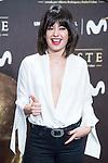 Anna Castillo attends to the premiere of 'La Peste' at Callao Cinemas in Madrid, Spain. January 11, 2018. (ALTERPHOTOS/Borja B.Hojas)