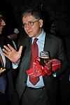 ROCCO BUTTIGLIONE<br /> FESTA RIUNIFICAZIONE  A VILLA ALMONE RESIDENZA AMBASCIATORE TEDESCO -  ROMA  OTTOBRE 2008