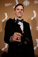 September 16 2012 - Montreal, Quebec, CANADA - Gemeaux Awards Gala - <br /> <br />  - Eric Bernier