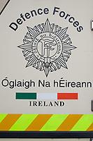 """the DEFENCE FORCES: Óglaigh Na hÉireann - IRELAND"" - 2012 IRL-Tattersalls International Horse Trial: Tuesday Arrival Day"