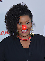 Yvette Nicole Brown @ the NBC 2016 'Red Nose Day Special' held @ the Universal Studios backlot.<br /> May 26, 2016