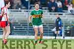 Miriam O'Keeffe, Kerry during the Lidl Ladies National Football League Division 2 Round 4 match between Kerry and Tyrone at Fitzgerald Stadium on Sunday.