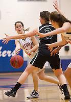 PS Basketball Girls Varsity vs Maret